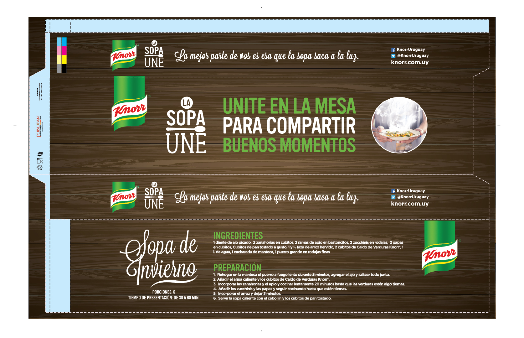 Campaña Knorr 2015